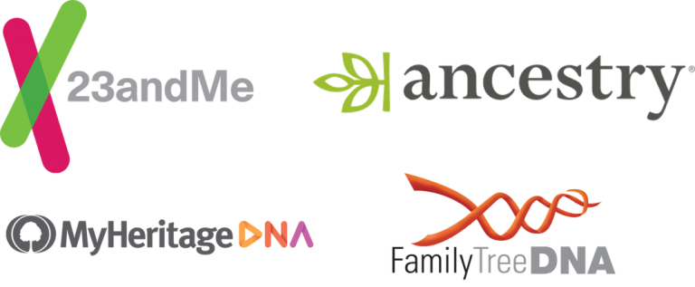 23 and Me Ancestry My Heritage Family Tree DNA Tests