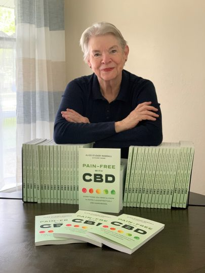Photo of presenter Alice O'Leary Randall for Hawaii Cannabis CannShift 2020 event