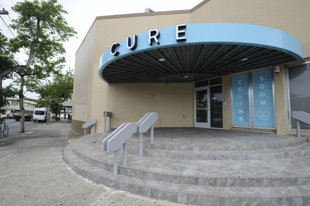 Cure Oahu Cannabis Dispensary in Hawaii