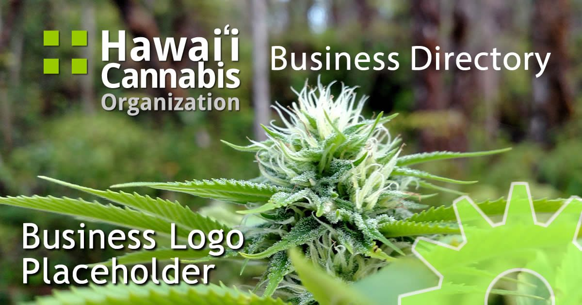Hawaii Cannabis Business Listing Image Placeholder